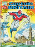 Captain Britain Autumn Special Vol 1 3