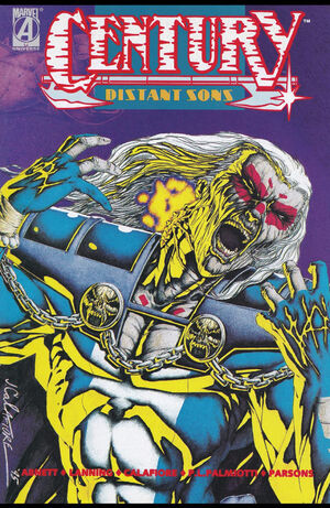 Century Distant Sons Vol 1 1