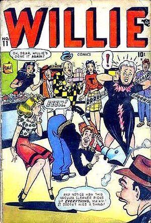 Willie Comics Vol 1 11