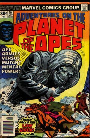 Adventures on the Planet of the Apes Vol 1 10