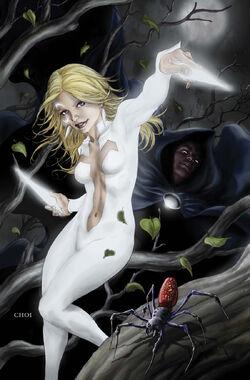 Spider-Island Cloak & Dagger Vol 1 1 Textless