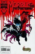 Morbius The Living Vampire Vol 1 17