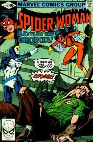 Spider-Woman Vol 1 27