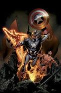 Captain America Vol 5 5 Textless