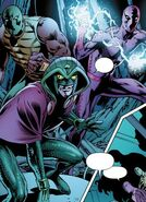 Serpent Squad (Earth-616) from Captain America Vol 6 6