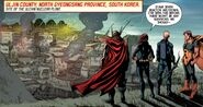 Uljin County, North Gyeongsang from Avengers Vol 5 14 Province 0001
