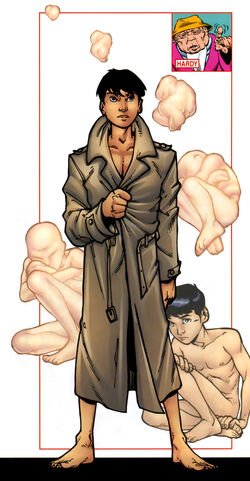 Morgan Hardy (Earth-616) from Avengers Assemble Vol 1 1