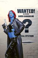 Mystique Vol 1 24 Textless