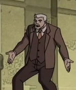 Thaddeus Ross (Earth-TRN455) from Ultimate Spider-Man Season 4 Episode 18