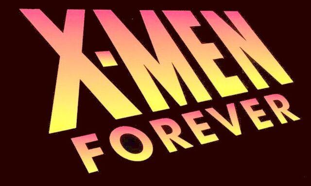 File:X-Men Forever Logo.jpg