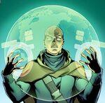 Charles Xavier II (Earth-13729) from X-Men Vol 4 5 0001