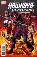 Hawkeye Blind Spot Vol 1 1
