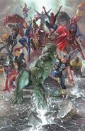 Marvel Legacy Vol 1 1 Ross Variant Textless