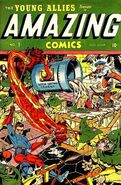 Amazing Comics Vol 1 1