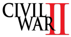 Civil War II (2016) logo