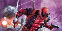 Deadpool: Badder Blood Vol 1