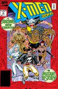 X-Men 2099 Vol 1 8