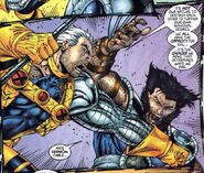 Cable vs Death (Wolverine) (Cable -75)