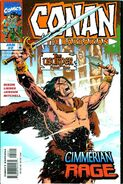 Conan the Barbarian The Usurper Vol 1 2