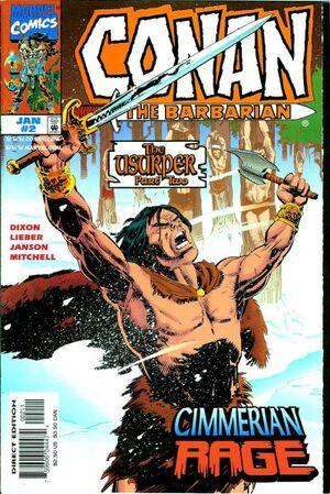 Conan the Barbarian The Usurper Vol 1 2