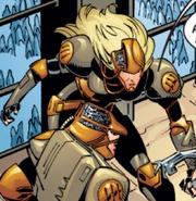 Galadriel (Earth-616) from Uncanny X-Men Vol 1 383