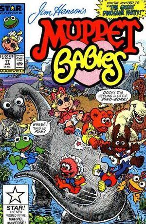 Muppet Babies Vol 1 17