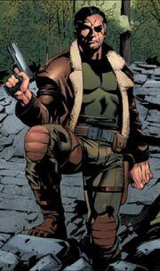 Nicholas Fury (Earth-1610) from Ultimate Comics Ultimates Vol 1 20