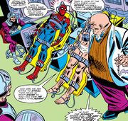Peter Parker and Wilson Fisk (Earth-616) from Amazing Spider-Man Vol 1 163 0001