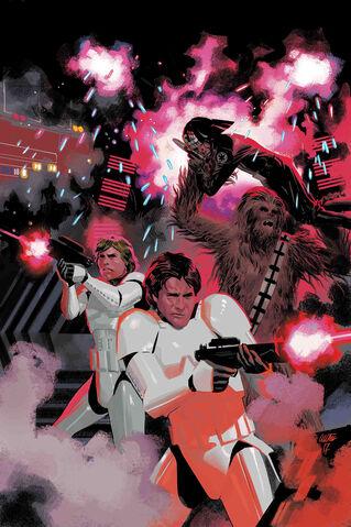 File:Star Wars Vol 2 34 Star Wars 40th Anniversary Variant Textless.jpg