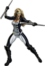 Barbara Morse (Earth-12131) from Marvel Avengers Alliance 0002