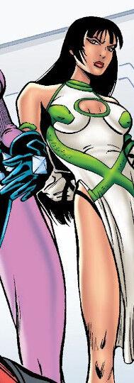Cleopatra Nefertiti (Earth-616) from Cable & Deadpool Vol 1 20 001