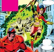 Fantastic Foursome (Earth-616) from Fantastic Four Vol 1 382 0001