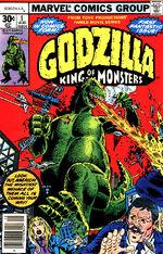 Godzilla Vol 1 1