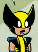 James Howlett (Earth-99062) Marvel Adventures Spider-Man Vol 1 22