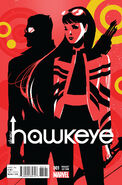 All-New Hawkeye Vol 1 1 Women of Marvel Variant