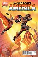 Captain America Vol 7 17 Morales Variant