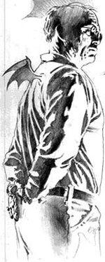 Jonathon White (Earth-616) promotional art