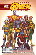 Uncanny X-Men First Class Vol 1 1