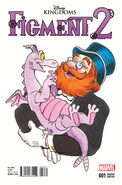 Figment 2 Vol 1 1 Classic Disney Image Variant
