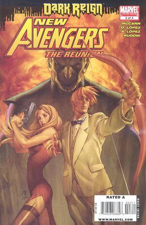 New Avengers The Reunion Vol 1 3