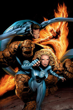 Ultimate Fantastic Four Vol 1 21 Textless