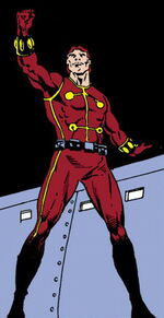 William Wesley (Earth-616) from Quasar Vol 1 1 0001
