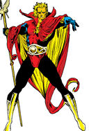 Adam Warlock (Earth-616) from Warlock Chronicles Vol 1 1 0001