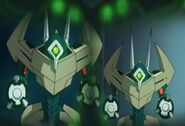 Doombots from Fantastic Four World's Greatest Heroes Season 1 2 001