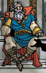 King Coma (Earth-616) from Fantastic Four True Story Vol 1 4 0001