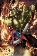 Spider-Man India Vol 1 4 Textless