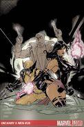 Uncanny X-Men Vol 1 520 Textless