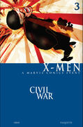 Civil War X-Men Vol 1 3