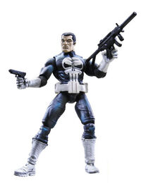 Frank Castle (Earth-616) from Marvel Universe (Toys) Series I Wave I 0001