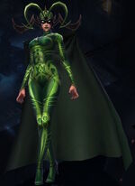 Hela (Earth-TRN012) from Marvel Future Fight 001